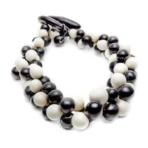 DNA Black & White-Kette